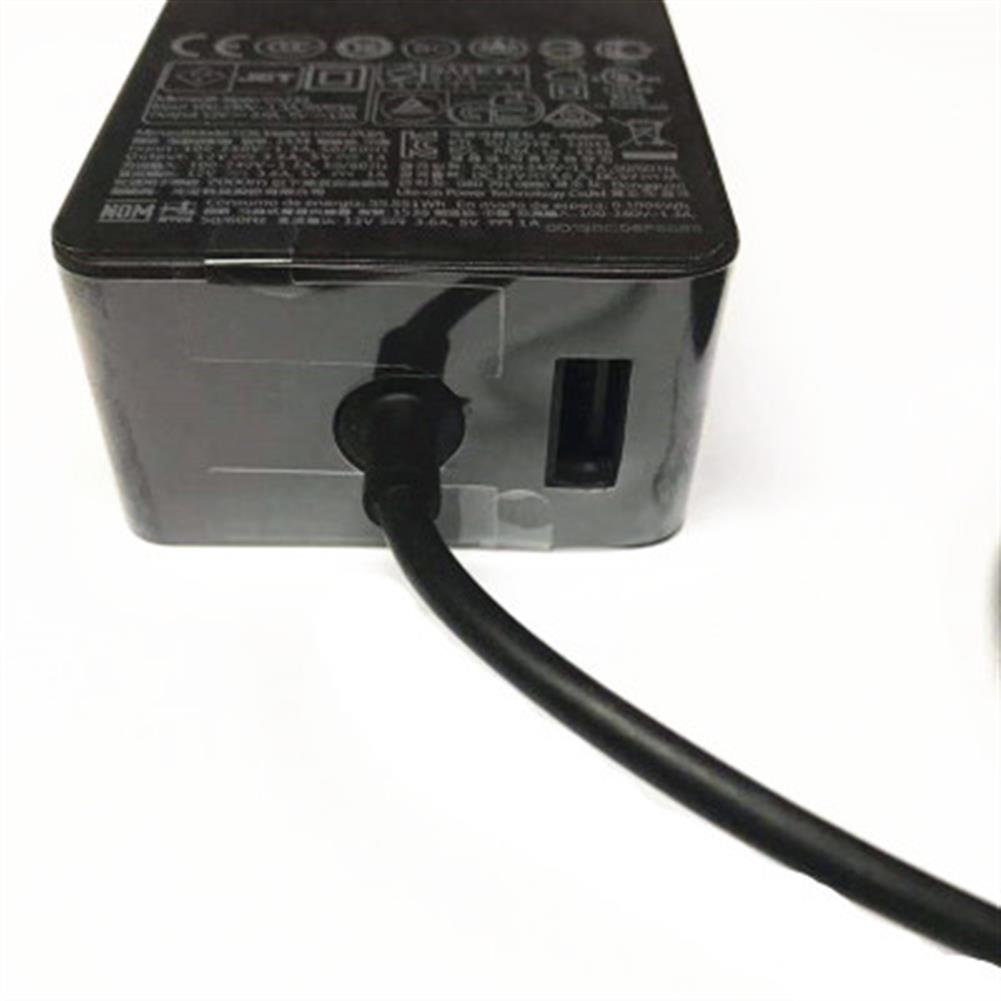 laptop-chargers-adapters 48W 12V 3.6A Laptop Power Adapter for Surface Pro Computer Add AC Line HOB1616861 2 1