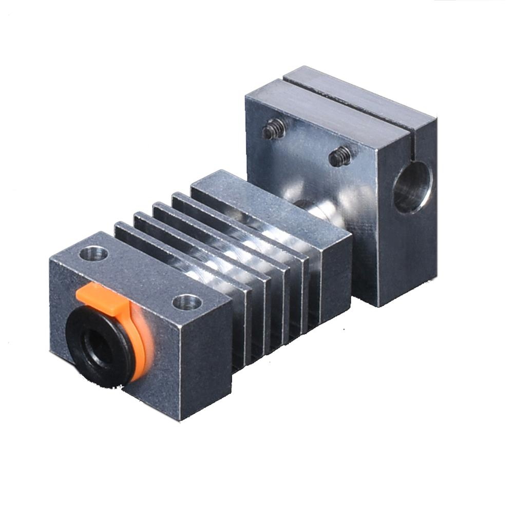 3d-printer-accessories BIGTREETECH All Metal CR10 Heatsink Hotend All Kits Upgrade Part for CR-10 Ender3 3D Printer HOB1617927 1 1