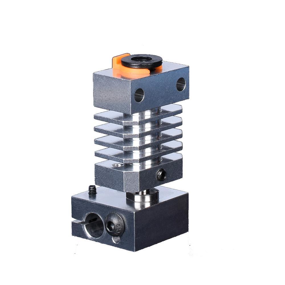 3d-printer-accessories BIGTREETECH All Metal CR10 Heatsink Hotend All Kits Upgrade Part for CR-10 Ender3 3D Printer HOB1617927 2 1