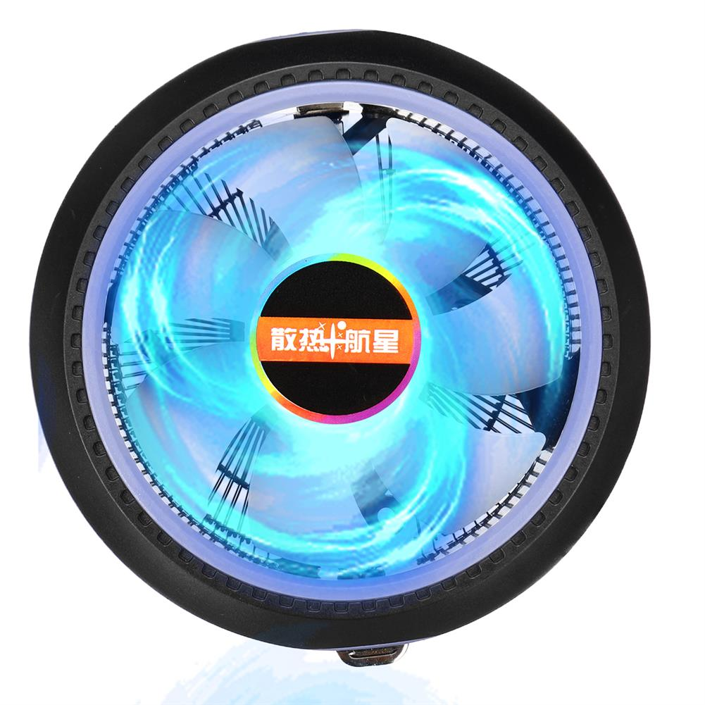 fans-cooling Voyage RGB Air cooling 12VDC CPU Cooling Fan HOB1621720 1