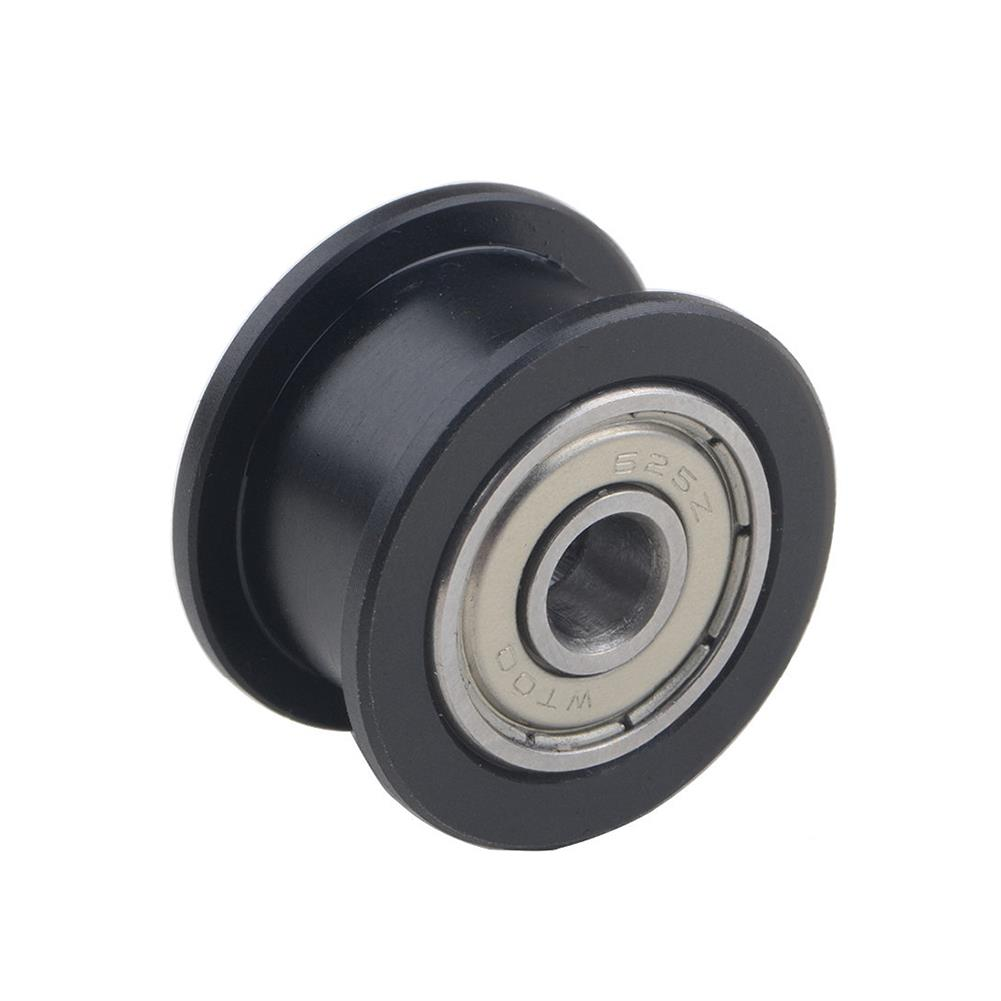3d-printer-accessories TWO TREES 10Pcs Idler Pulley Wheels Kit POM Precise CNC for V-slot Smooth Idler Pulley with Bearing for 3D Printer HOB1626198 1