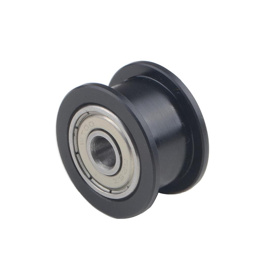 3d-printer-accessories TWO TREES 10Pcs Idler Pulley Wheels Kit POM Precise CNC for V-slot Smooth Idler Pulley with Bearing for 3D Printer HOB1626198 1 1