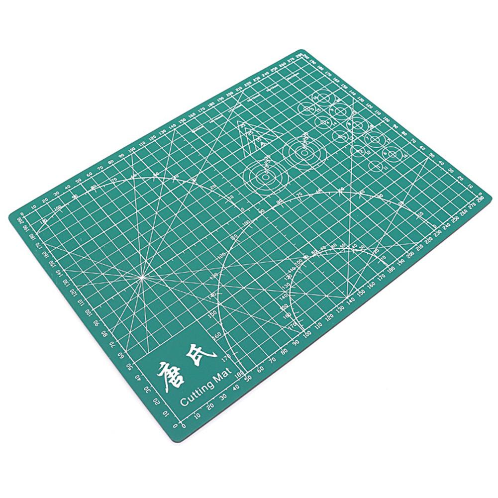 paper-cutter TANGSHI A4 Grid Self Healing Cutting Mat Durable PVC Craft Card Fabric Leather Paper Cutting Board Patchwork Tools HOB1627605 1