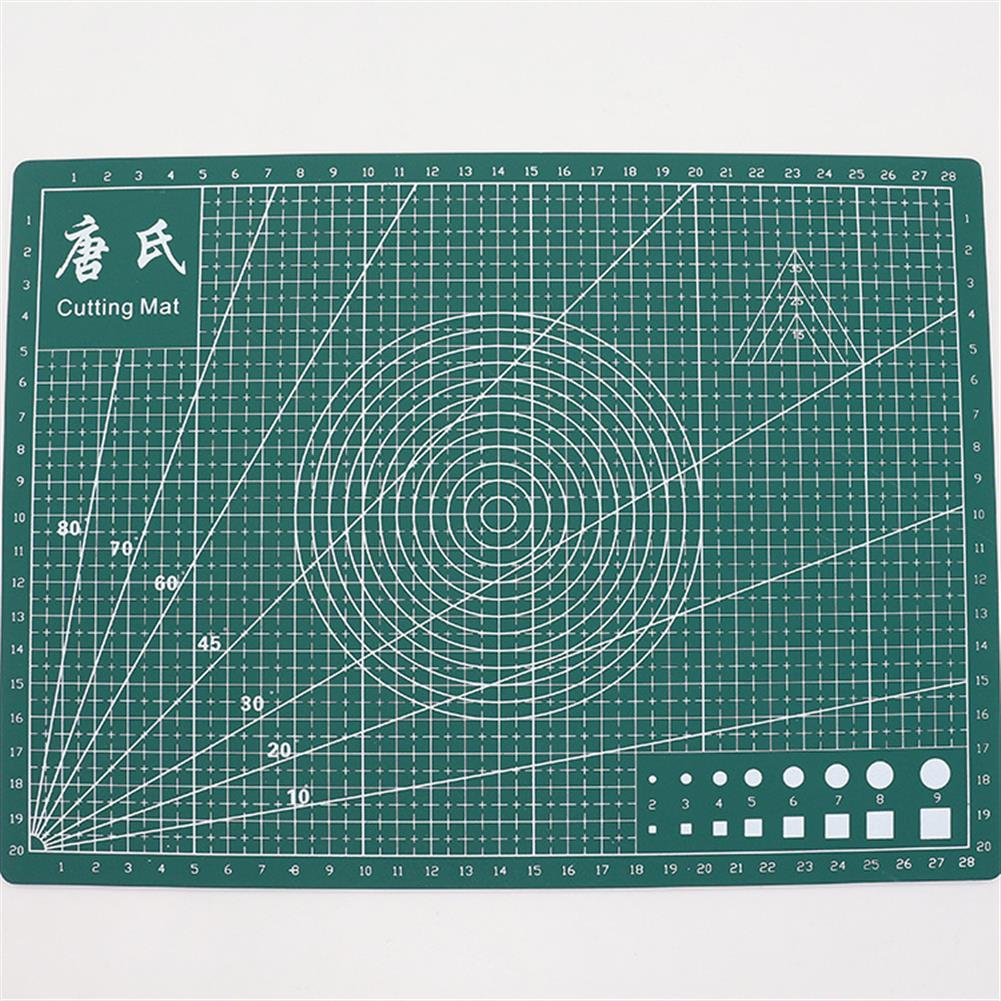 paper-cutter TANGSHI A4 Grid Self Healing Cutting Mat Durable PVC Craft Card Fabric Leather Paper Cutting Board Patchwork Tools HOB1627605 1 1