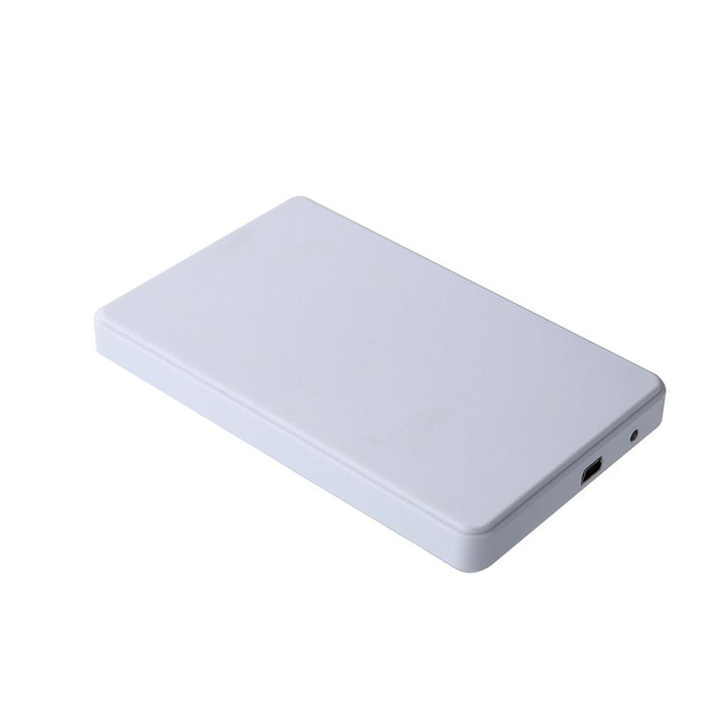 hdd-ssd-enclosures 2.5 inch HDD SSD Enclosure Sata to USB 2.0 Adapter Free 5Gbps Box Hard Drive Case Support 2TB HDD Disk for Windows Mac HOB1629059 3 1