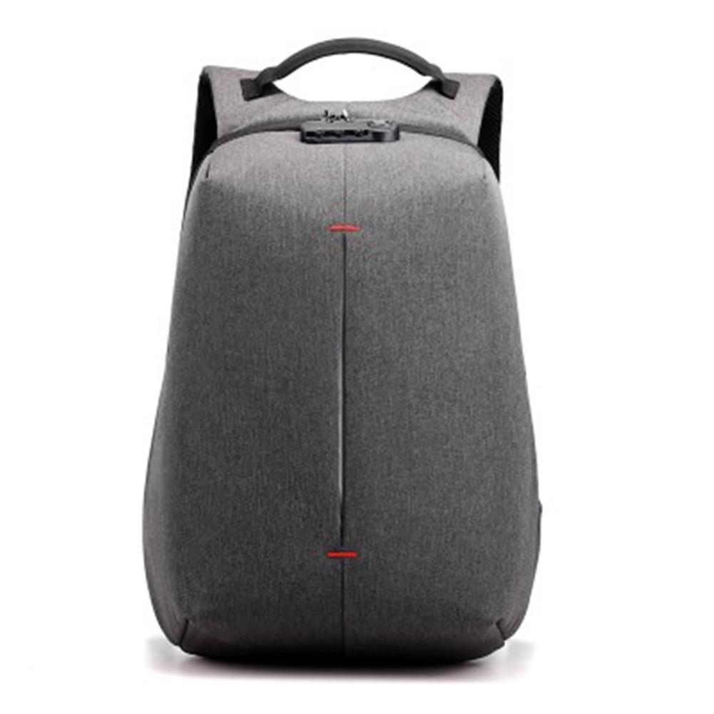 laptop-bags, cases-sleeves Carsonkangaroo USB Chargering Password Backpack 20-35L Large Capacity Outdoor Waterproof Men Business Laptop Bag HOB1630923 1