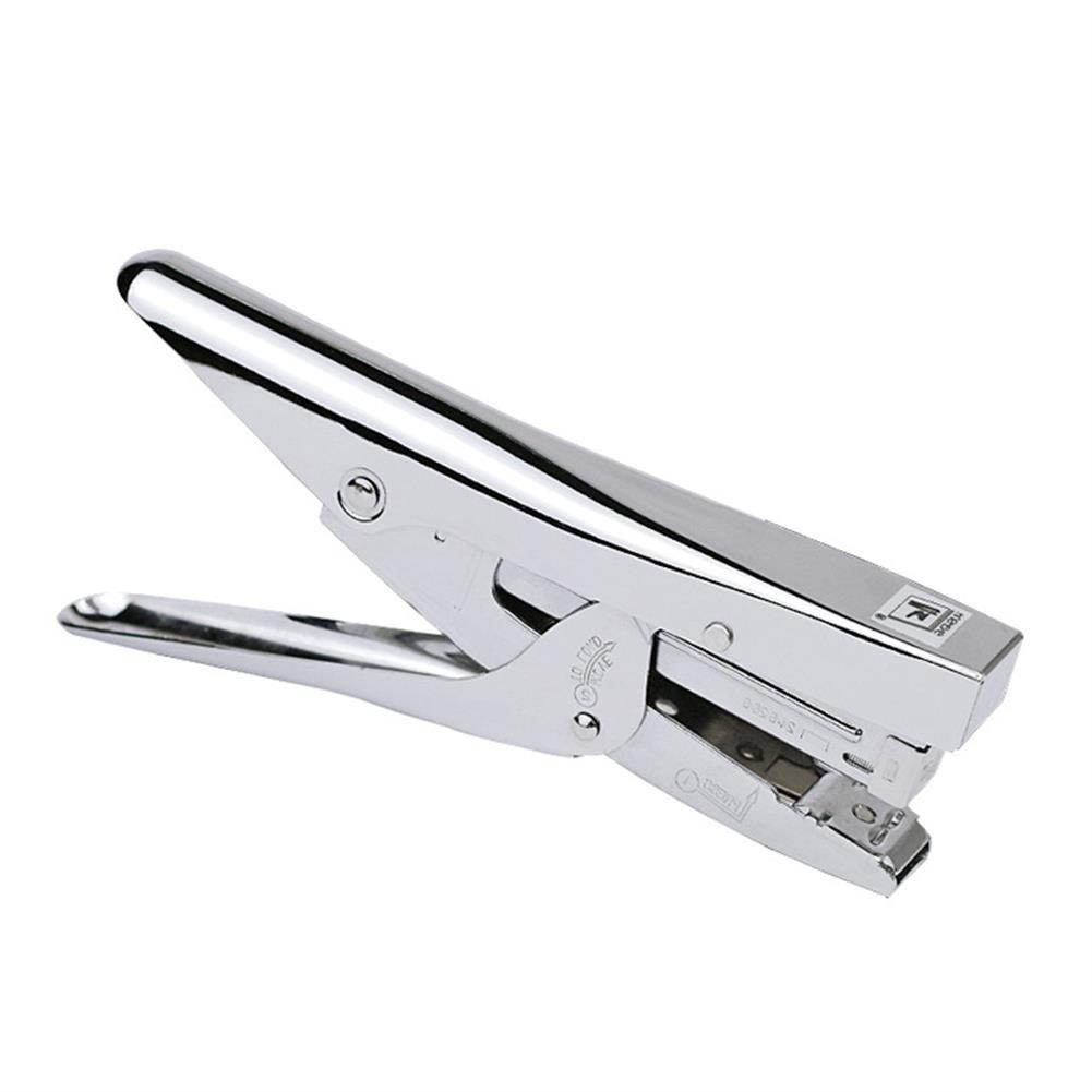 binding-machine HUISHENG HS823 Durable Metal Stapler Heavy Duty Paper Plier Stapler office Accessories Home Stationery HOB1632406 1