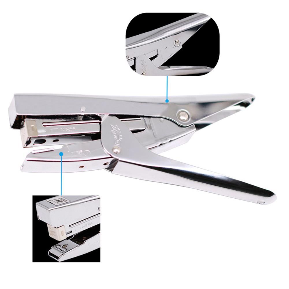 binding-machine HUISHENG HS823 Durable Metal Stapler Heavy Duty Paper Plier Stapler office Accessories Home Stationery HOB1632406 3 1