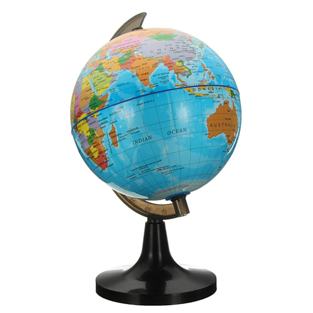 other-learning-office-supplies 14 cm Globe World Earth Tellurion Atlas Map Swivel Stand Geography School Educational Tool HOB1633276 1