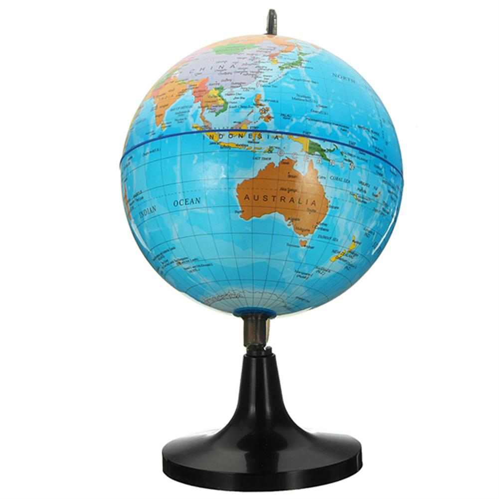 other-learning-office-supplies 14 cm Globe World Earth Tellurion Atlas Map Swivel Stand Geography School Educational Tool HOB1633276 1 1