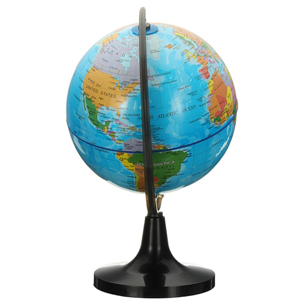 other-learning-office-supplies 14 cm Globe World Earth Tellurion Atlas Map Swivel Stand Geography School Educational Tool HOB1633276 2 1