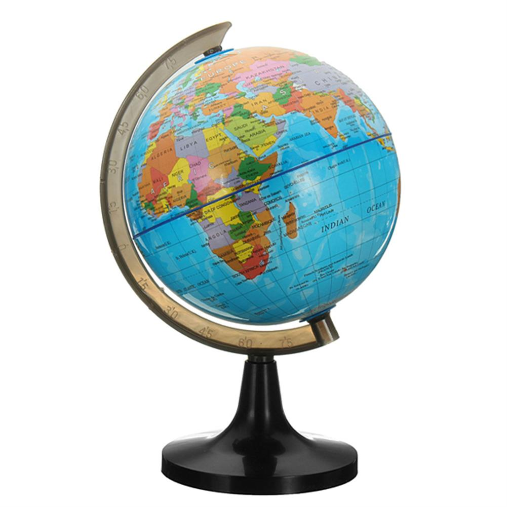 other-learning-office-supplies 14 cm Globe World Earth Tellurion Atlas Map Swivel Stand Geography School Educational Tool HOB1633276 3 1