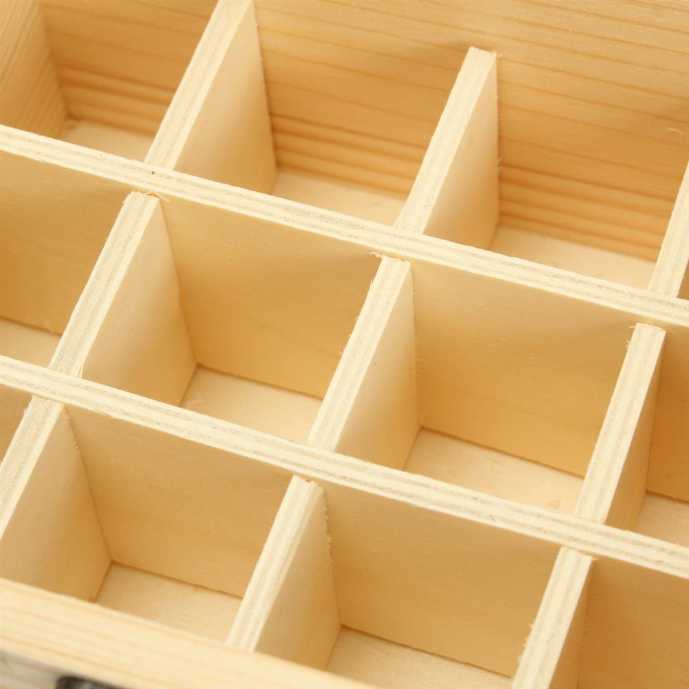 desktop-off-surface-shelves 12 Grids Wood Essential Oil Box Storage Organizer Aromatherapy Carry Case Desktop Storage Business Home Supplies HOB1633459 3 1