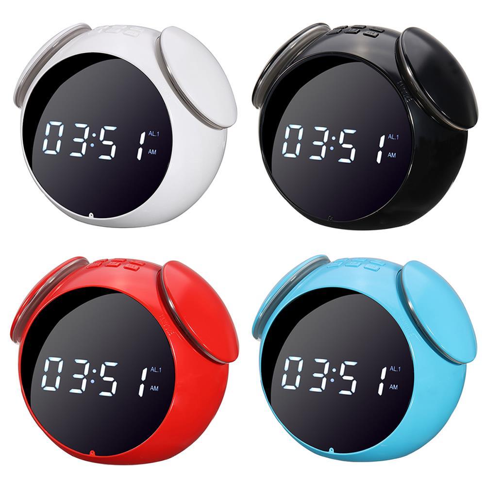 tablet-keyboards-mouses Wireless bluetooth Speaker Alarm Clock for Smartphones Tablet HOB1633526 1