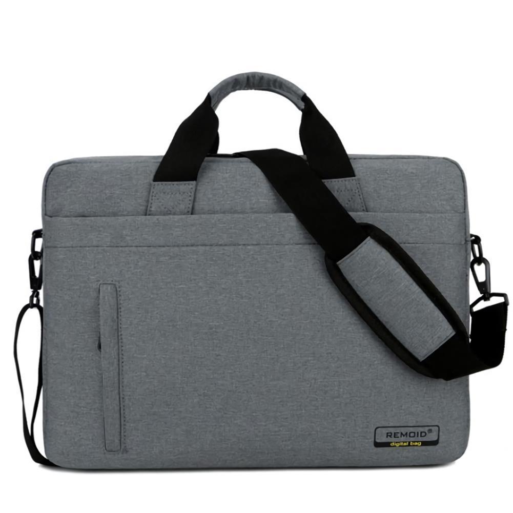laptop-bags, cases-sleeves Unisex Laptop Bag Sleeve Messenger Shoulder Bag for 14 inch Notebook / MacBook HOB1633720 1 1