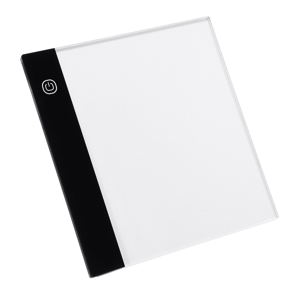 graphics-tablets A5 Graphics Tablet Art Craft Drawing Copy Tracing Tattoo LED Light Box Board Pad Slim with USB Cable HOB1636464 1 1