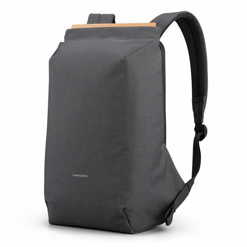 laptop-bags, cases-sleeves KINGSONS Backpack Large Capacity Outdoor Waterproof Student Laptop Bag HOB1637460 1 1