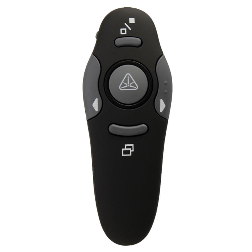 laser-pens Wireless 2.4GHz Laser Pointer Pen Remote Control Presenter Presentation with USB Receiver HOB1638306 1