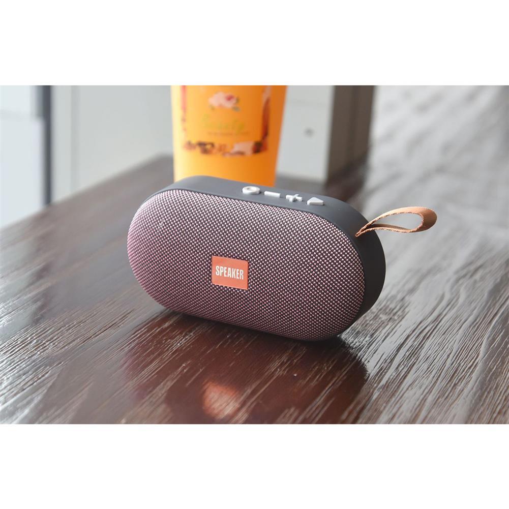computer-speakers T7 Mini Wireless bluetooth Speaker Potable Loudspeaker Sound System 3D Stereo Music Surround Outdoor Speaker Support FM Radio TF Card HOB1639629 1 1