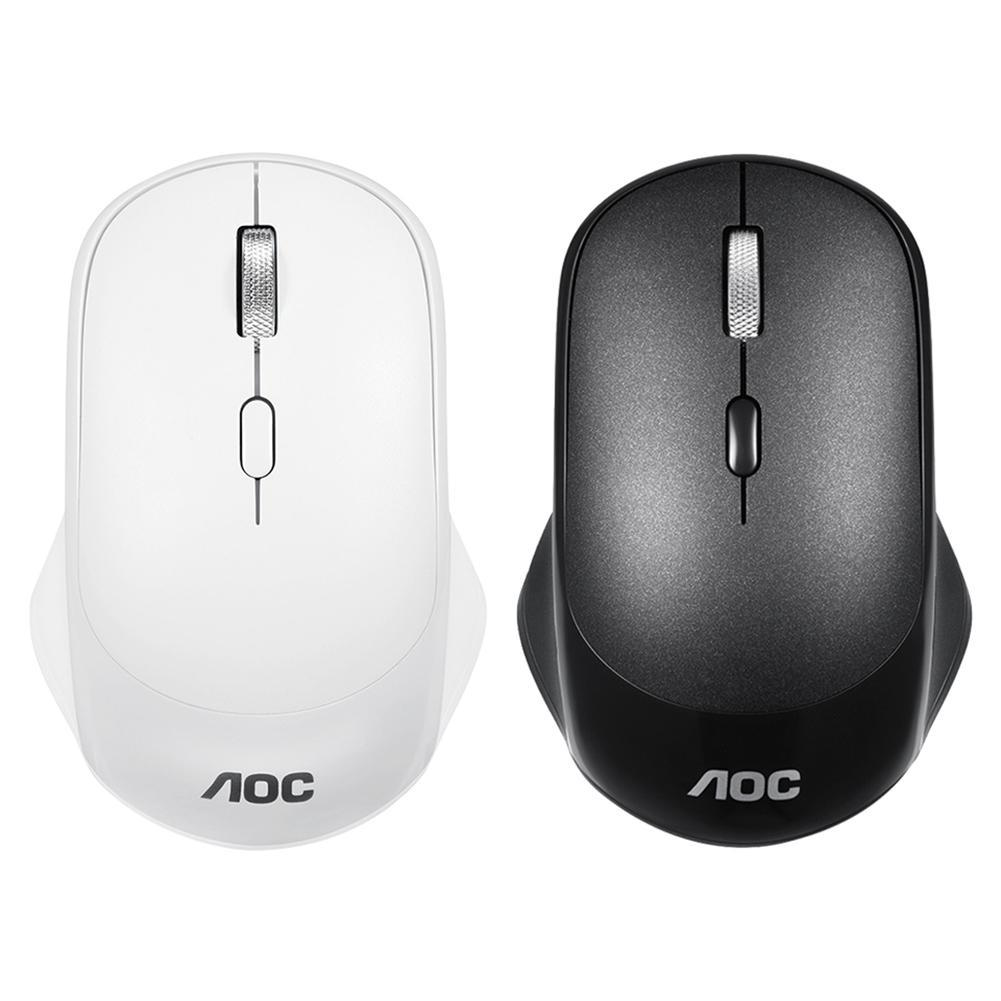mouse AOC MS410 2.4GHz Wireless Mouse 4 Buttons 2000DPI Gaming Mouse with USB Receiver for Home office HOB1642897 1