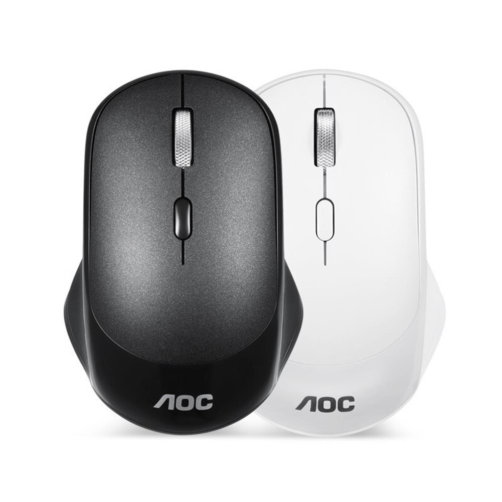 mouse AOC MS410 2.4GHz Wireless Mouse 4 Buttons 2000DPI Gaming Mouse with USB Receiver for Home office HOB1642897 1 1