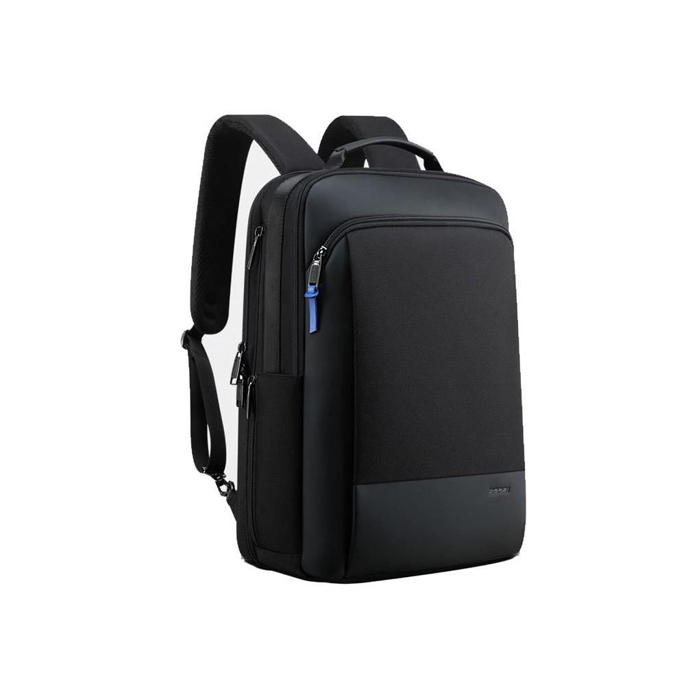 laptop-bags, cases-sleeves BOPAI USB Charging Backpack 15.6 inch Large Capacity Waterproof Fashion Business Men Laptop Bag HOB1643696 1 1