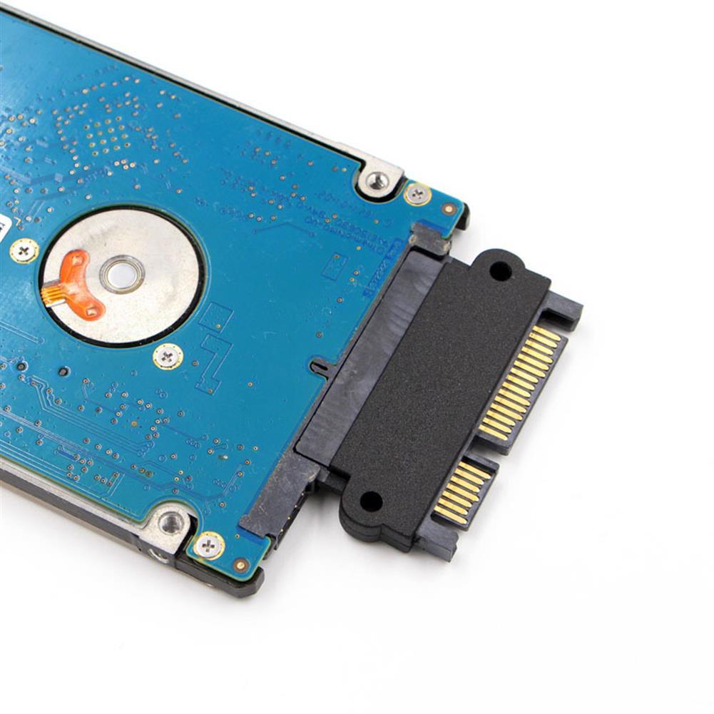 data-cables-connectors E-yield E14 22Pin Male to Female Adapter Card 7Pin + 15Pin Hard Drive SATA Adapter HOB1645635 3 1