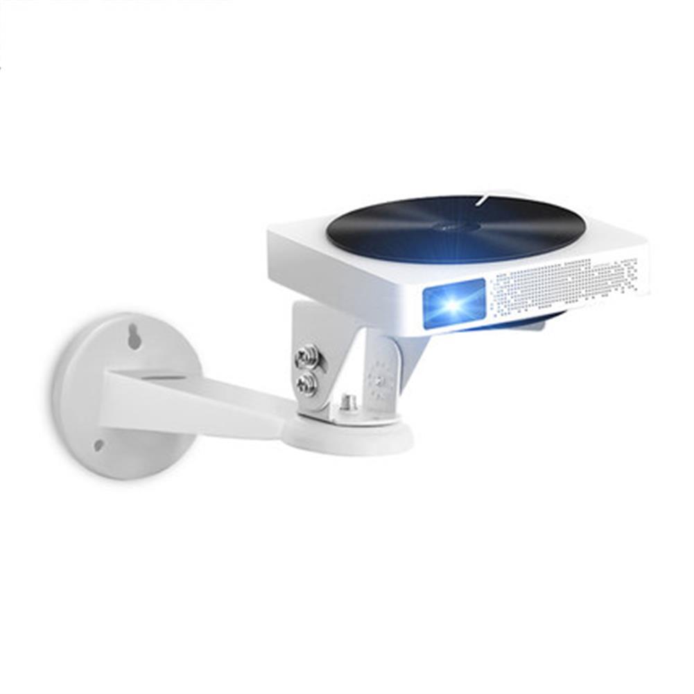 projector-stand Projector bracket wall-mounted bedside bracket telescopic hanger bearing 1.5KG for Xgimi Jmgo HOB1649687 1