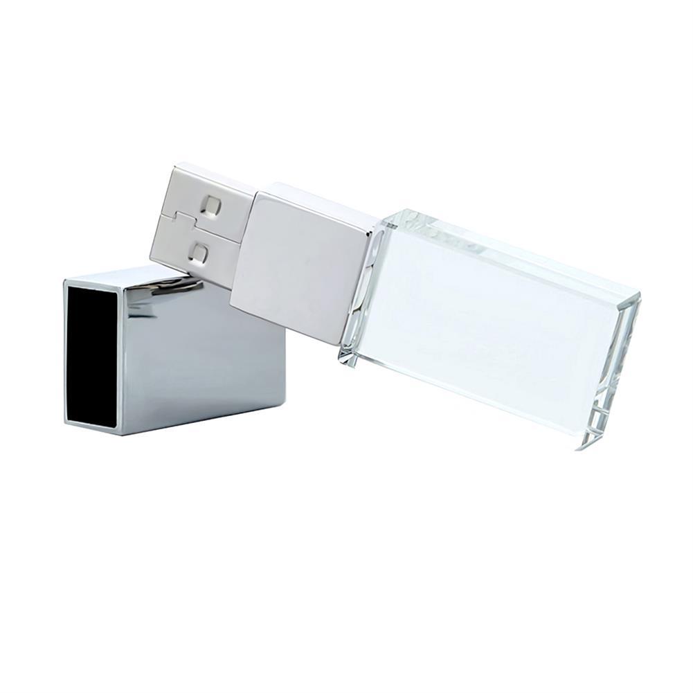 usb-flash-drives-drives-and-storage Z-SUIT ZSUSJ02 Crystal USB Flash Drive 16GB/32GB/64GB Pendrive High Speed External Storage Memory Disk U Disk HOB1654539 2 1