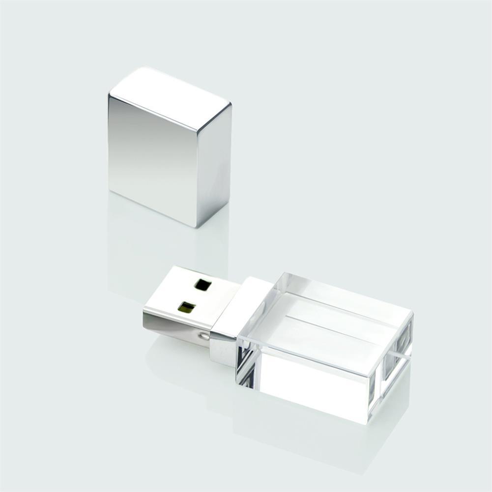 usb-flash-drives-drives-and-storage Z-SUIT ZSUSJ02 Crystal USB Flash Drive 16GB/32GB/64GB Pendrive High Speed External Storage Memory Disk U Disk HOB1654539 3 1
