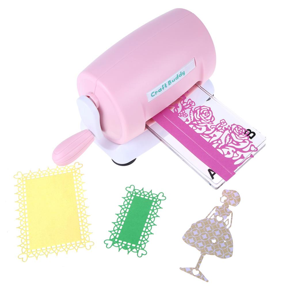 paper-cutter DIY Dies Embossing Machine Scrapbooking Cutter Dies Machine Paper Card Making Craft Tool Die Cutter Cutting Tool HOB1654858 1 1