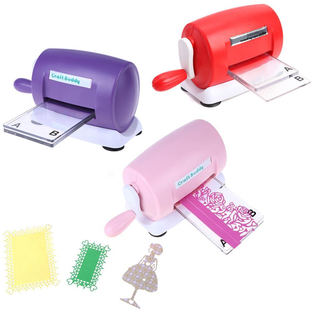paper-cutter DIY Dies Embossing Machine Scrapbooking Cutter Dies Machine Paper Card Making Craft Tool Die Cutter Cutting Tool HOB1654858 3 1