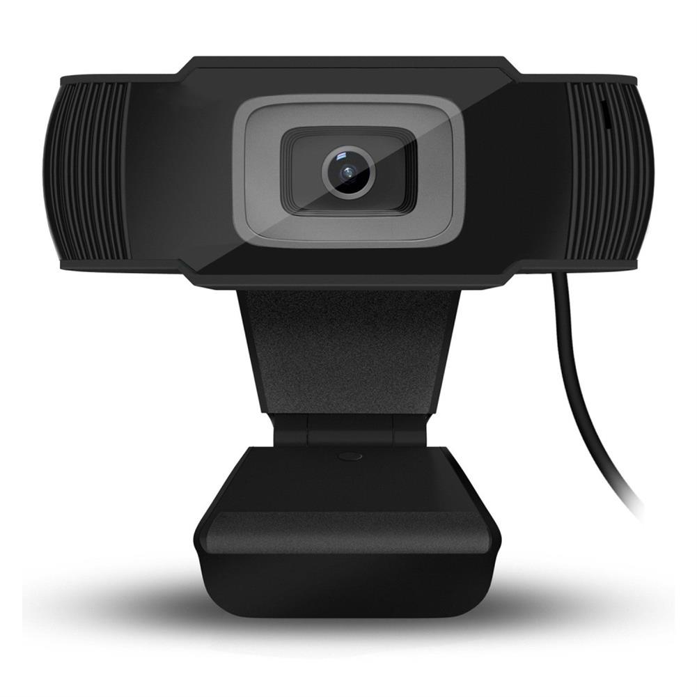 webcams HXSJ A870 HD 480P PC Webcam with Absorption Microphone MIC for Android TV Laptop HOB1655916 1 1