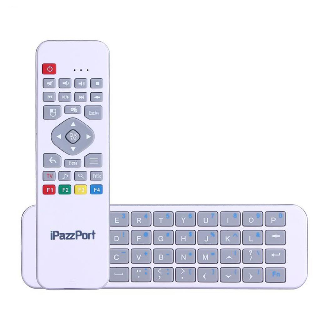 air-mouse iPazzPort 2.4G 6 Axis Air Mouse Mini Keyboard Remote Control HOB1656955 1