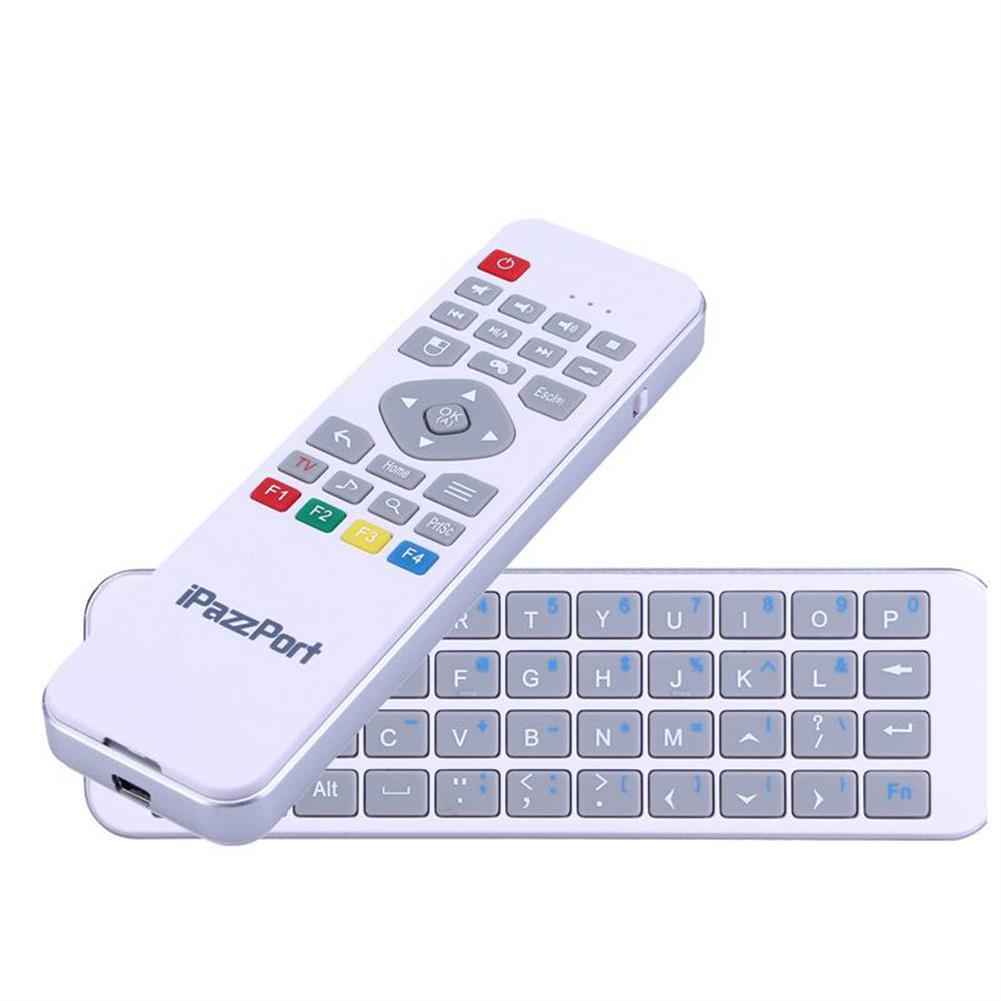 air-mouse iPazzPort 2.4G 6 Axis Air Mouse Mini Keyboard Remote Control HOB1656955 1 1