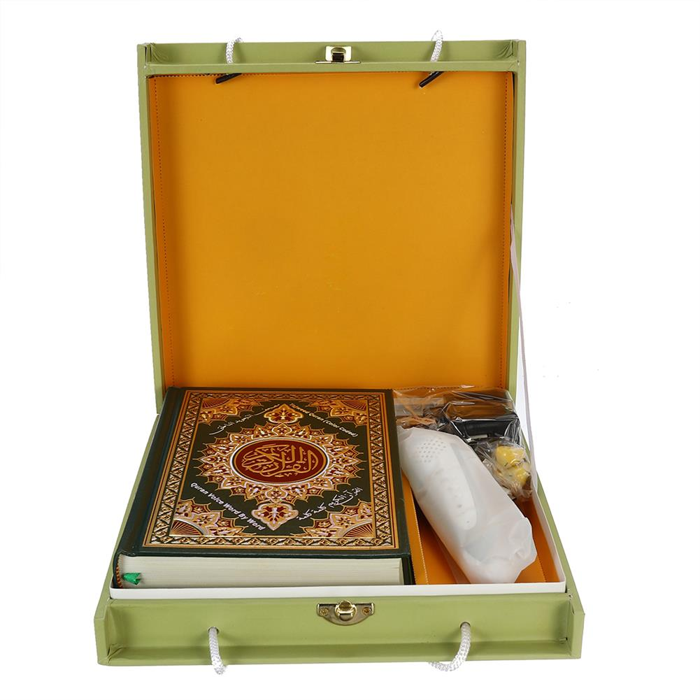 other-learning-office-supplies Digital Holy Quran Reading Pen Colour Coded 5 Books 8GB + Earphone HOB1660972 1 1