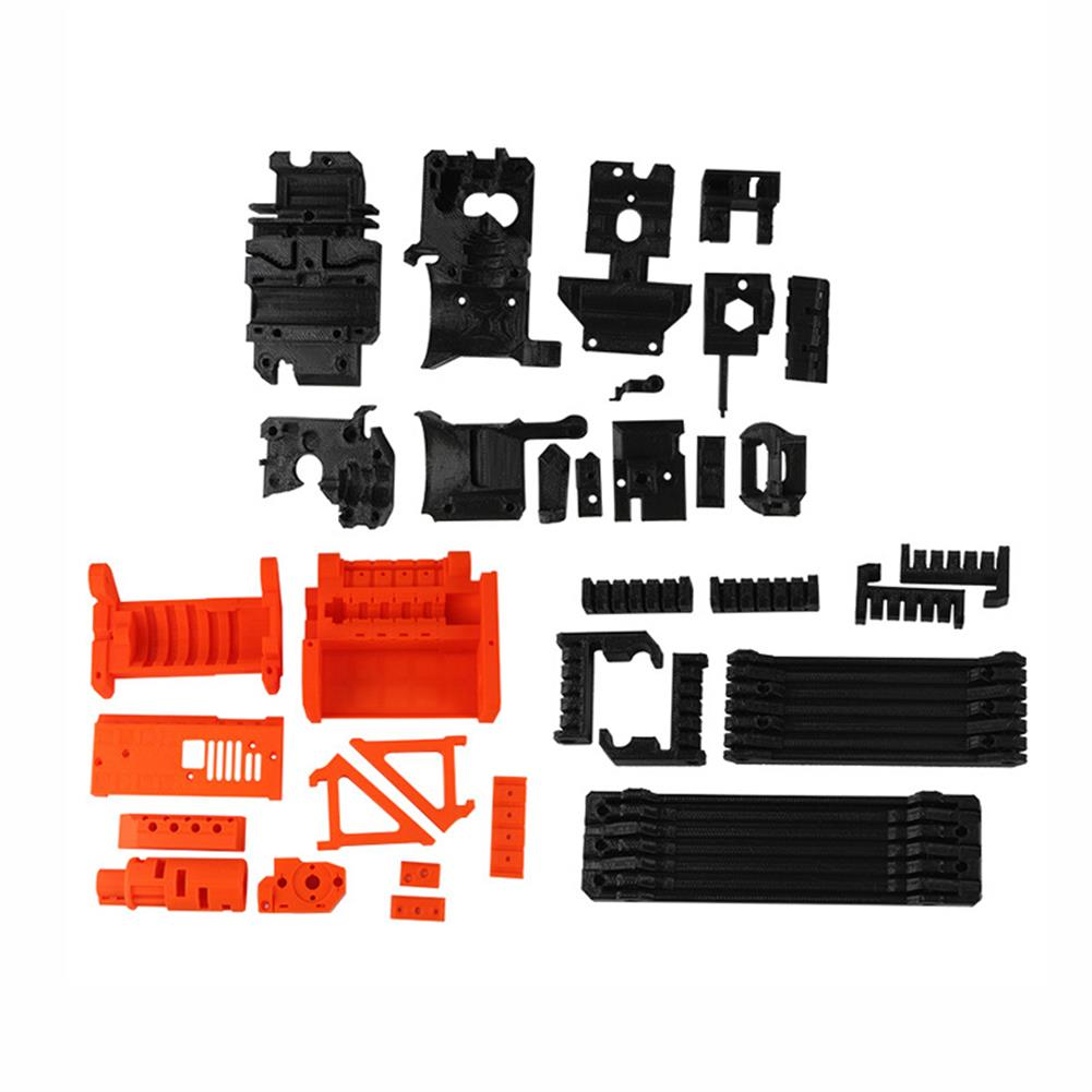 3d-printer-accessories MMU2S Multi Material 2S Upgraded PLA Printing Parts Set for Prusa i3 MK2.5S MK3S MMU2S 3D Printer HOB1661700 1