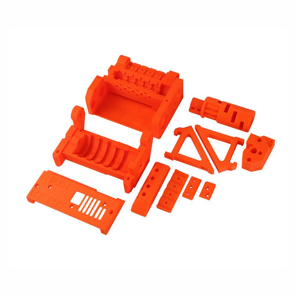 3d-printer-accessories MMU2S Multi Material 2S Upgraded PLA Printing Parts Set for Prusa i3 MK2.5S MK3S MMU2S 3D Printer HOB1661700 1 1