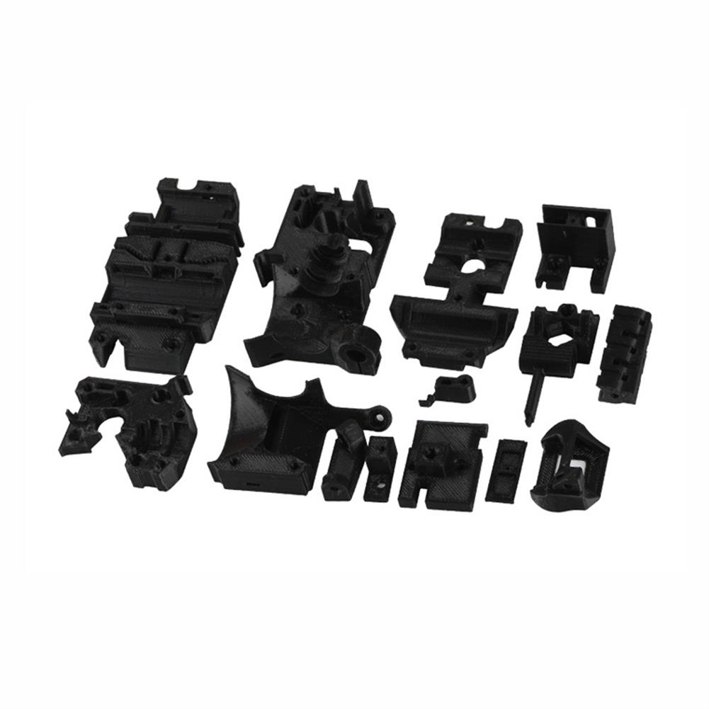 3d-printer-accessories MMU2S Multi Material 2S Upgraded PLA Printing Parts Set for Prusa i3 MK2.5S MK3S MMU2S 3D Printer HOB1661700 2 1
