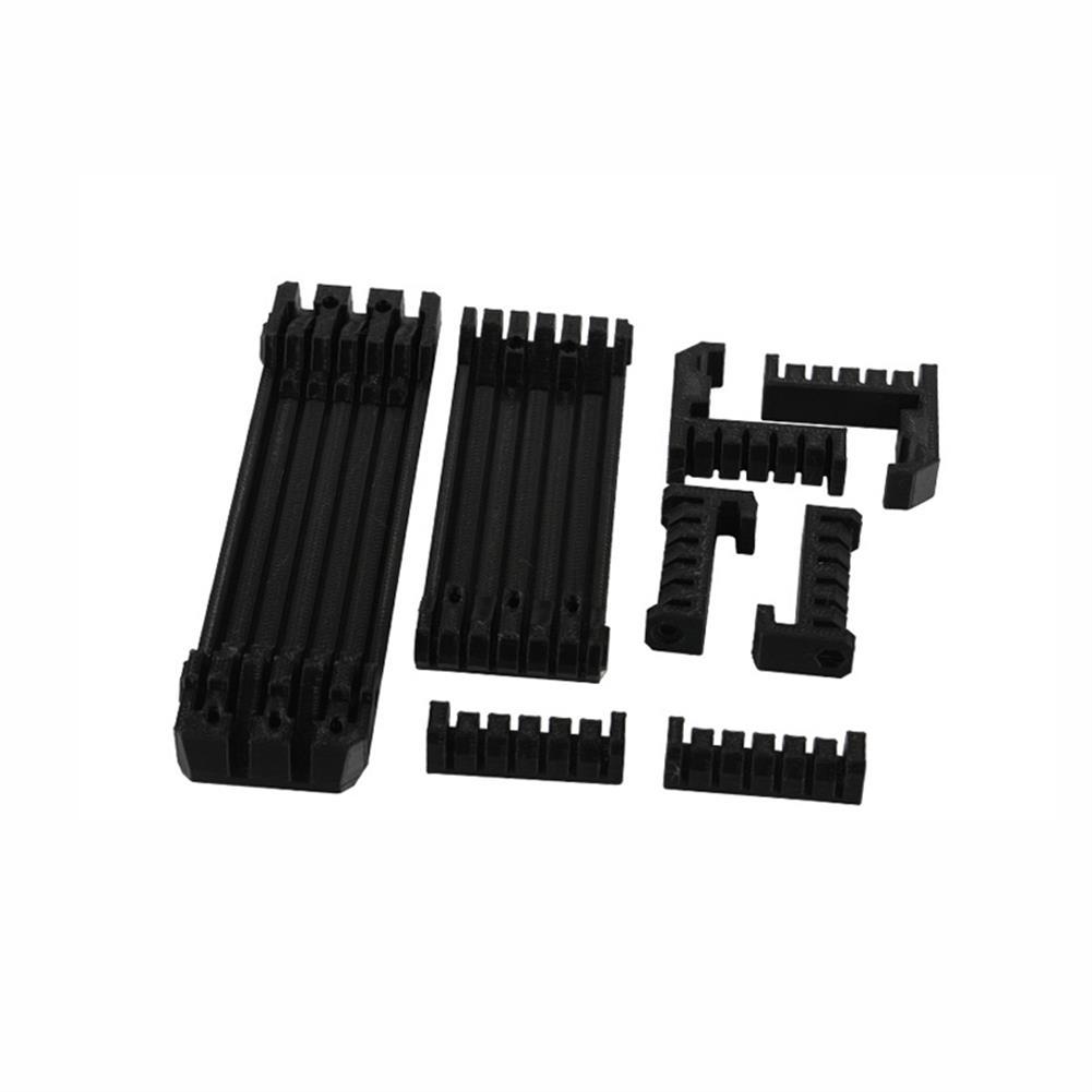 3d-printer-accessories MMU2S Multi Material 2S Upgraded PLA Printing Parts Set for Prusa i3 MK2.5S MK3S MMU2S 3D Printer HOB1661700 3 1