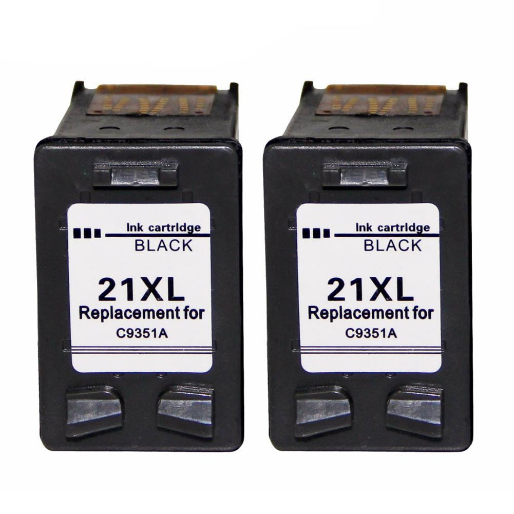 printers Cartridge replacement for hp 21 22 ink cartridge hp21 for hp Deskjet F2280 F2180 F4180 F300 F380 F2100 F2200 printers HOB1667857 1