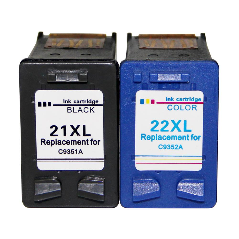 printers Cartridge replacement for hp 21 22 ink cartridge hp21 for hp Deskjet F2280 F2180 F4180 F300 F380 F2100 F2200 printers HOB1667857 1 1
