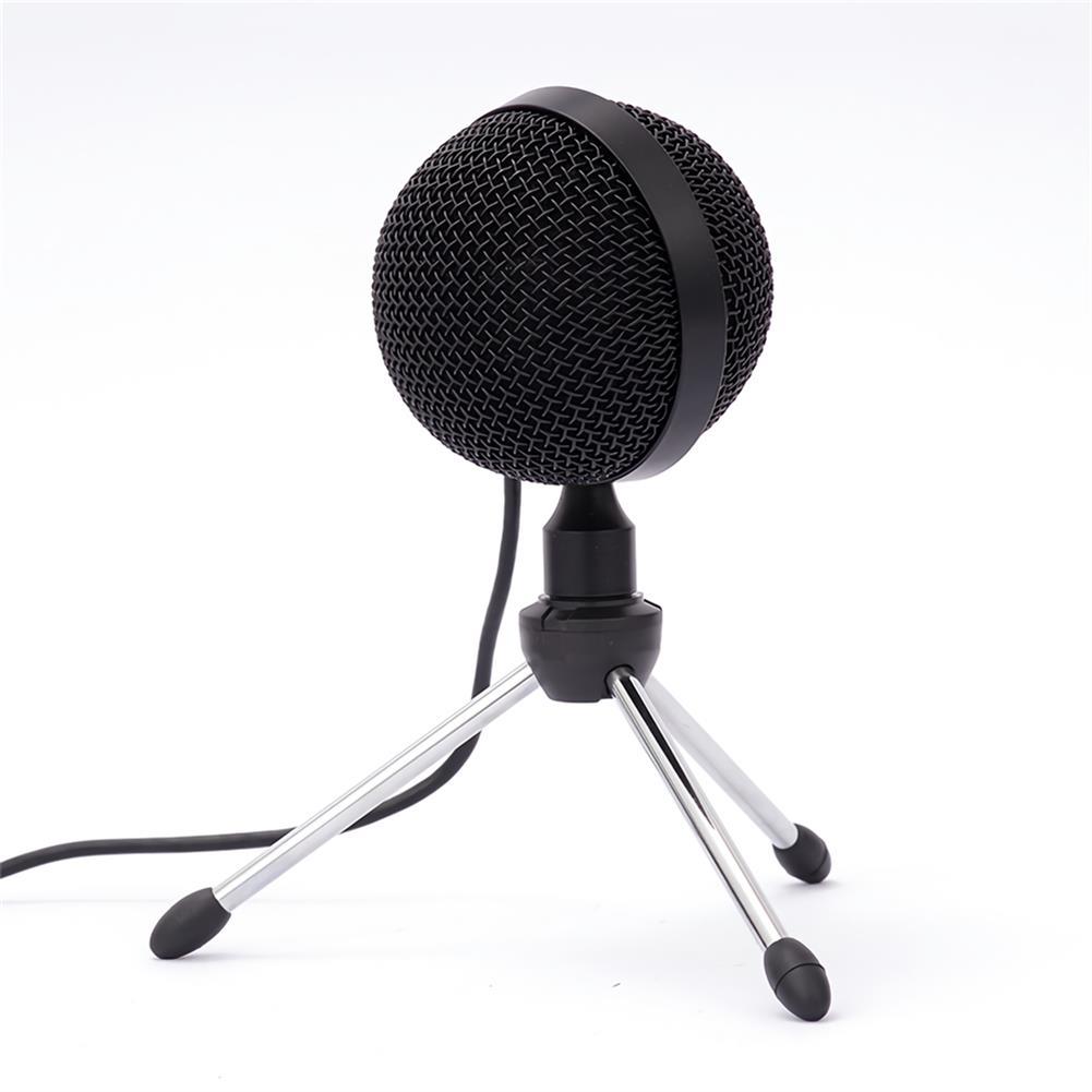 microphones-microphones-headphones YR K2 USB Condenser Microphone Spherical Cardioid-directional Computer Karaoke Microphone for Recording Singing Game Live Broadcast HOB1678517 1