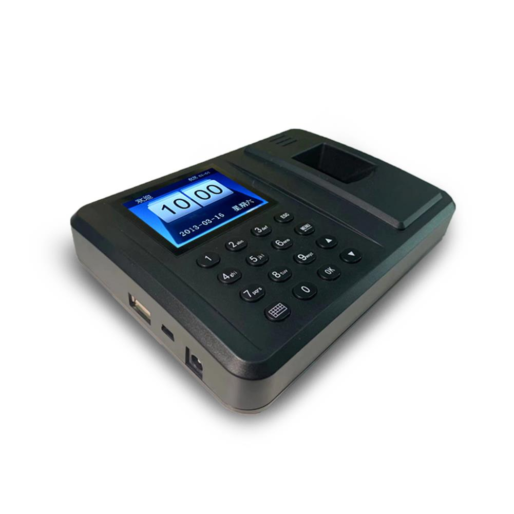 attendance-machine 2.8 Employee Biometric Fingerprint Recorder Attendance Clock Time Card Machine HOB1679931 2 1