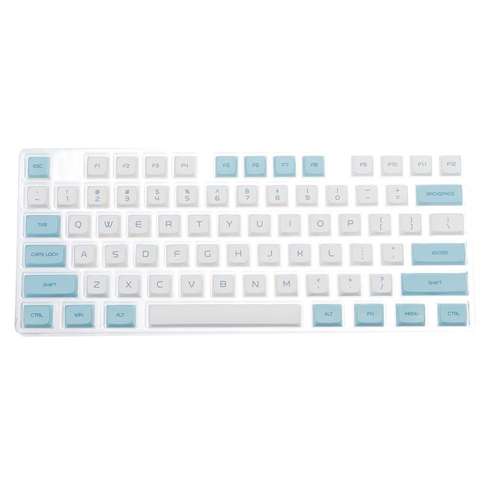 keycaps-switches 138 Keys Blue Robin Keycap Set OEM Profile PBT Sublimation Keycaps for Mechanical Keyboards HOB1694585 3 1