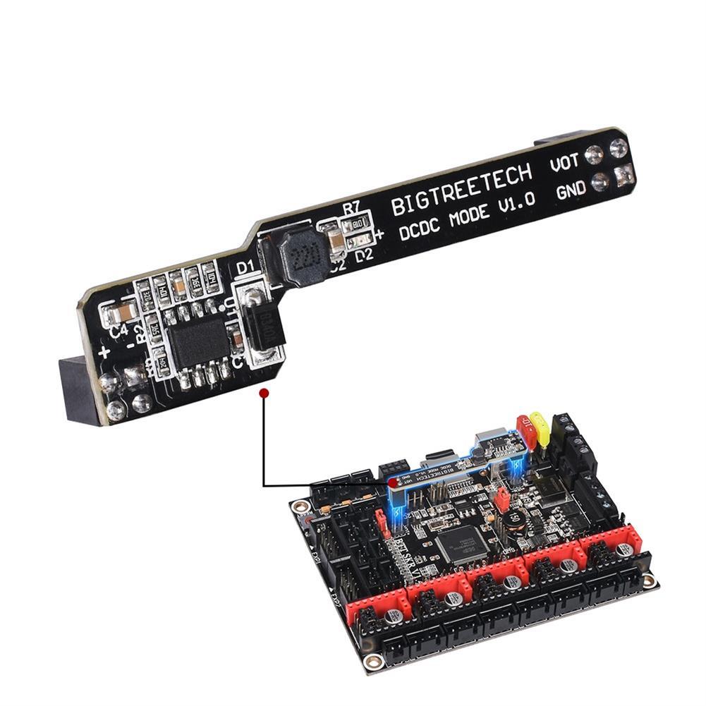 3d-printer-accessories BIGTREETECH DCDC MODE V1.0 Power Module for BTT SKR V1.4 32 Bit Control Board WIFI 3D Printer Parts HOB1695199 1