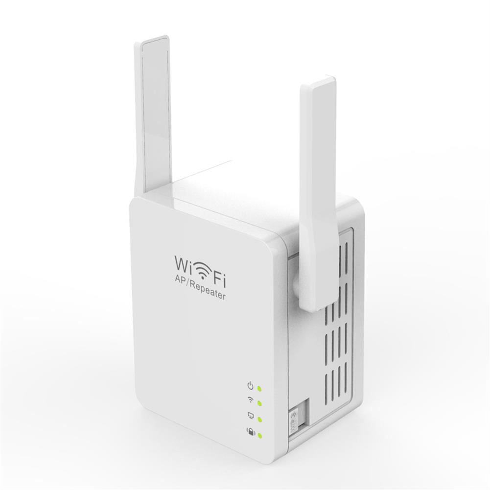 repeaters 300Mbps Wireless N WiFi Amplifier 2.4G WiFi Repeater Extender AP WPS with EU/ US Plug HOB1695420 1