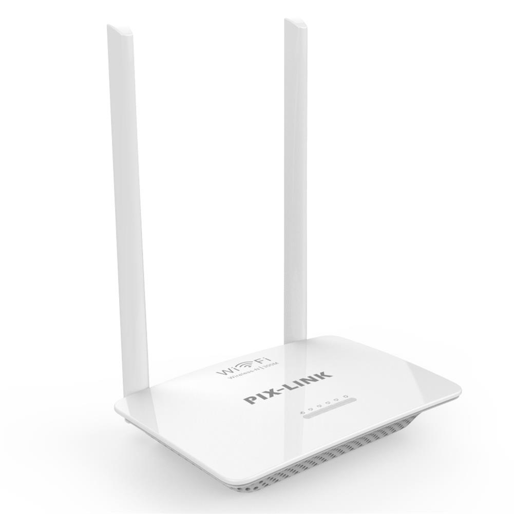 routers PIX-LINK 300M WiFi Router Wireless Router 2x5dBi Omnidirectional Antennas Easy Setup 4 LAN Ports WPS WiFi Router HOB1696839 1