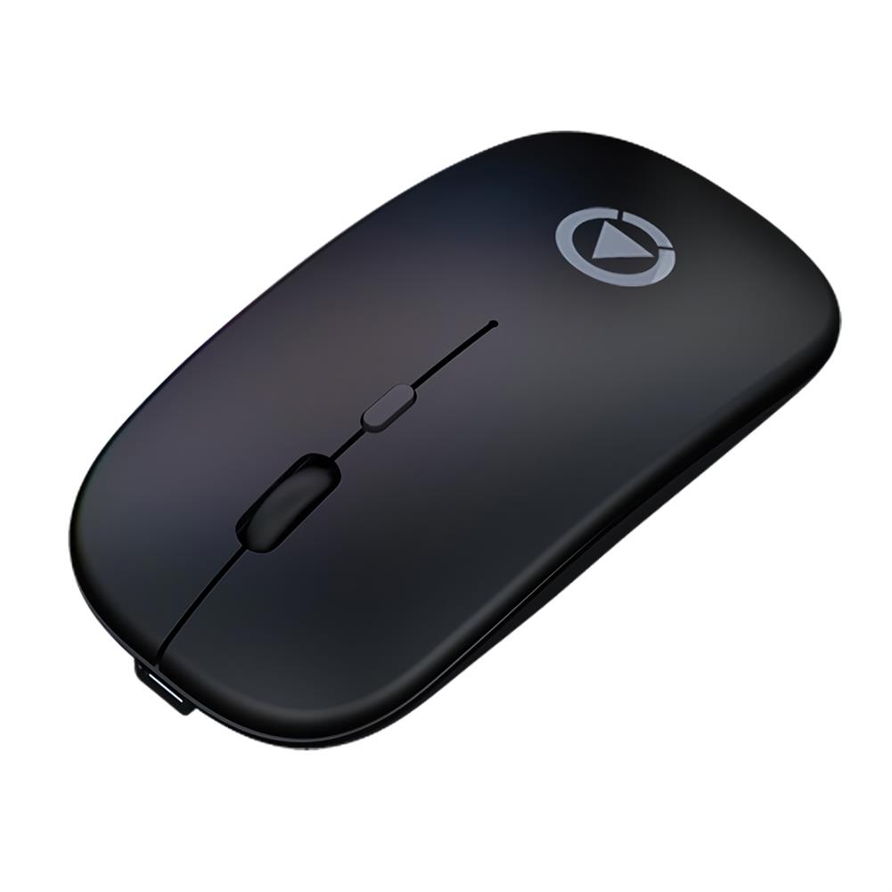 mouse YINDIAO A2 Wireless Rechargeable Mouse 1600DPI Silent RGB Backlit USB Optical Ergonomic Gaming Mouse for Laptop Computer PC HOB1697753 1