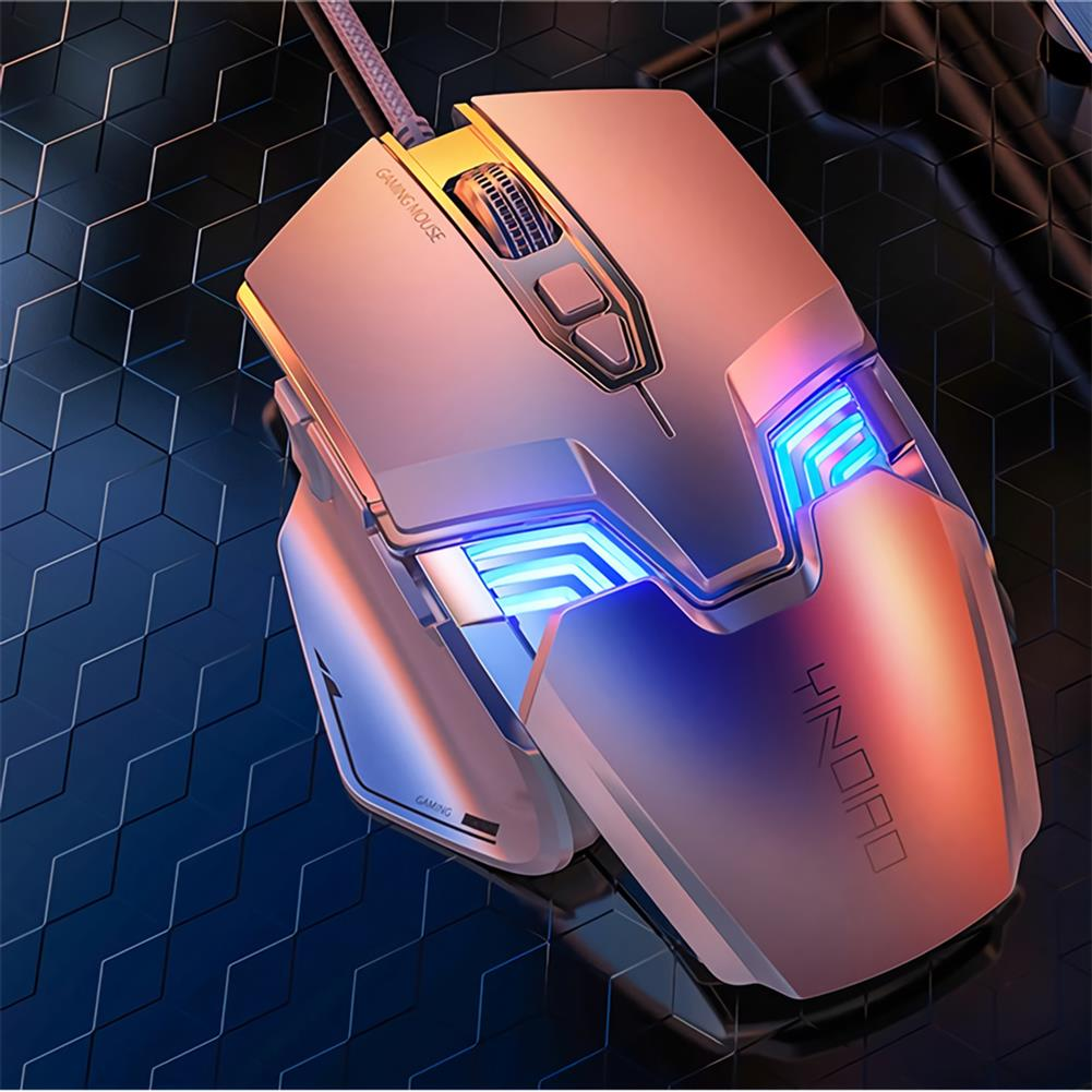 mouse YINDIAO G403RS Wired Game Mouse 7200DPI Optical Game Mice for Computer Laptop PC Computer Support Macro Programming HOB1697807 2 1